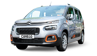 Citroen Berlingo 2019 Benziner